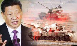 китай война