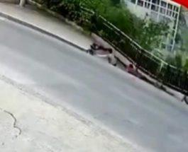 китай тротуар