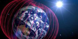 Ученые обнаружили рекордные изменения в магнитном поле Земли
