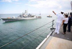 Силы НАТО возвращаются в Черное море во второй раз в этом году