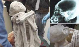 перу мумия
