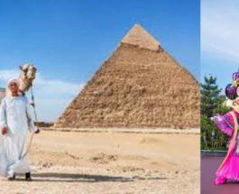 пирамиды и диснейленд