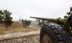 Перестрелка с погибшими на границе Армении и Азербайджана (ВИДЕО)