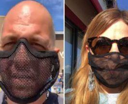 сеточные маски