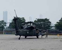 сеул вертолет