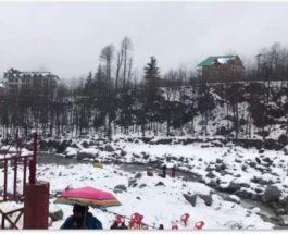 снег индия