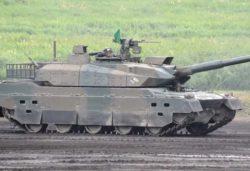 Что внутри японского танка Тип-10