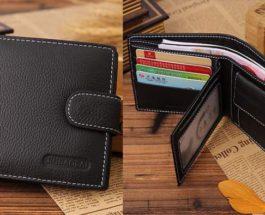 хороший кошелёк для мужчины