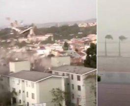 циклон бразилия