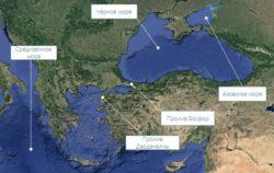 Черное море — это зарождающийся океан!
