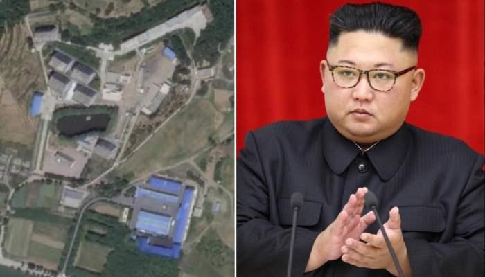 ядерный объект северная корея