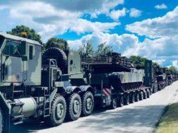 Армия США направляет танки Abrams в Польшу