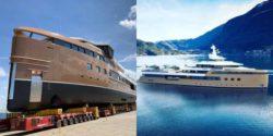 Российский миллиардер построил первый в мире частный ледокол La Datcha