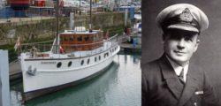 Героическая яхта Второй Мировой «Sundowner» выставлена на продажу