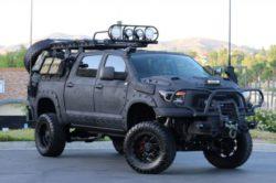 Продается Toyota Tundra, готовая к зомби-апокалипсису