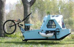 Велосипед-лодка Z-Triton поступит в продажу в следующем году (11 фото)