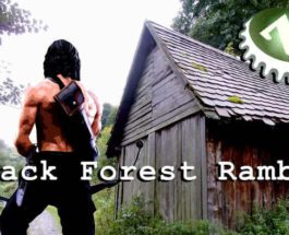 black forest rambo