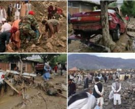 Афганистан,наводнение,