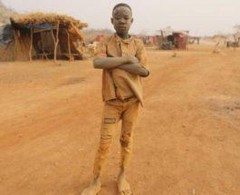 Африка,дети,добыча золота,