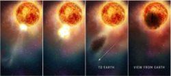 Тайна необычного затемнения звезды Бетельгейзе раскрыта учеными