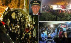 В Индии разбился самолет со 185 людьми на борту (ФОТО и ВИДЕО)