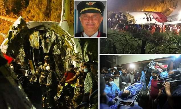 Индия,Керала,самолет,авиакатастрофа,