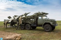 Украинские утилизированные ракетные комплексы С-125 возвращаются в строй