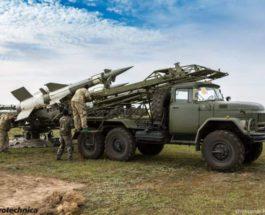 С-125,ракетный комплекс,Украина,