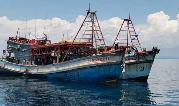 Южно-Китайское море,
