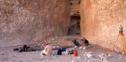 В Аравии обнаружена культовая технология изготовления каменных инструментов коренных американцев