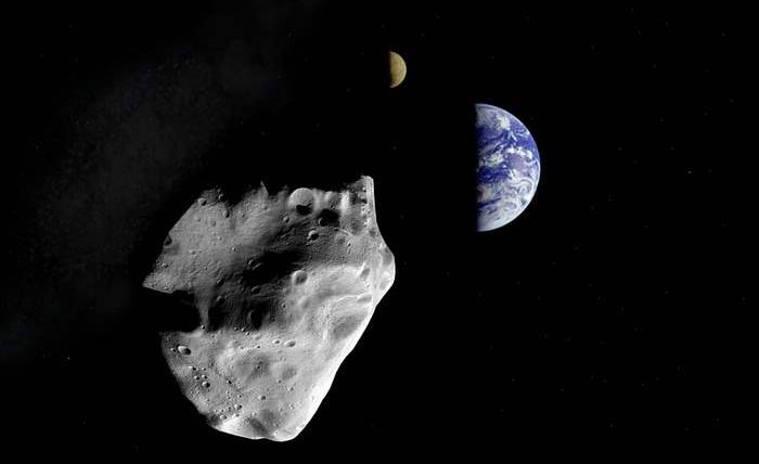 астероид 2 ноября