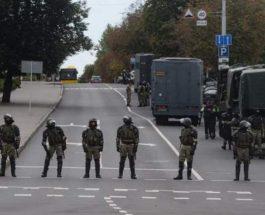 беларусь протесты 30 августа