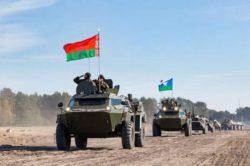Беларусь мобилизует 3000 солдат