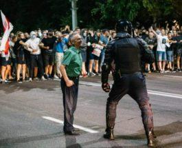 брест протесты