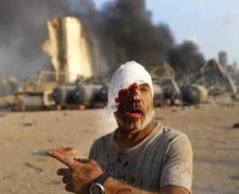 взрыв в бейруте 100 погибло