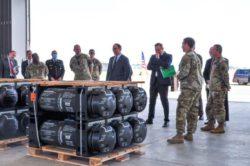 Литовская армия получила дополнительные ракеты Javelin