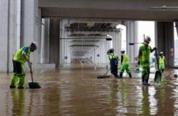 Проливные дожди унесли жизни 13 человек в Южной Корее