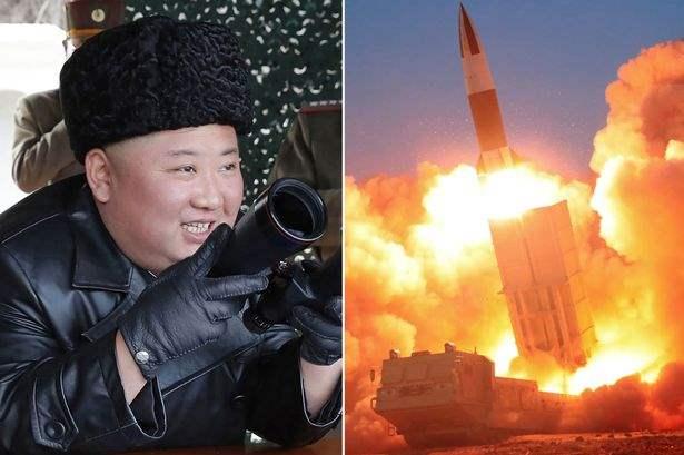 кндр ядерное оружие