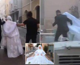 ливан взрыв свадьба