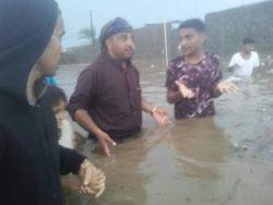 В Йемене, Бангладеш и Индии — сильные наводнения (ВИДЕО)