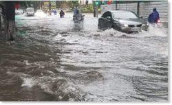Наводнения поразили Вьетнам и Южную Корею (ВИДЕО)