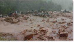Сильные наводнения в Индии, Панаме и Нигерии привели к многочисленным жертвам