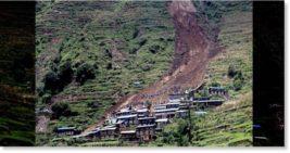 непал оползень