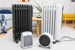 Обогреватели для квартиры: виды, применение, характеристики