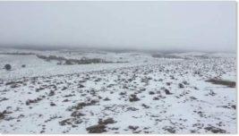 снег австралия