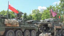 Пентагон укрепит свою позицию в Польше, добавит 1000 военнослужащих