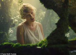 Восьмой альбом Тейлор Свифт Folklore побил все возможные рекорды