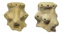 Статуэтки, найденные в древнем месте раскопок, могут изображать лицо Бога, говорит израильский археолог