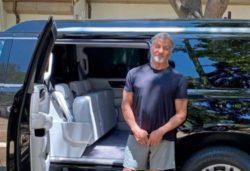 Сильвестр Сталлоне продает свой уникальный внедорожник Cadillac Escalade ESV 2019