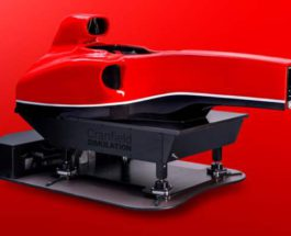 """The Cranfield F1 Simulator"",симулятор,Формула 1,"